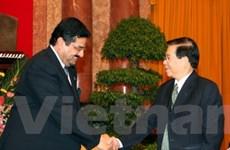 Việt Nam coi trọng hợp tác toàn diện với Kuwait
