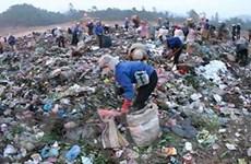 13 triệu tấn chất thải rắn ra môi trường mỗi năm