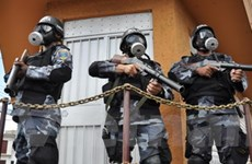 Chính phủ tiếm quyền Honduras đồng ý đối thoại