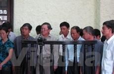 Phạt tù 6 bị cáo vụ đưa 266 trẻ ra nước ngoài