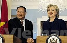 Mỹ cam kết làm sâu rộng hơn quan hệ với Việt Nam
