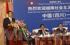 """""""Tạo thuận lợi cho DN Trung Quốc thành công tại VN"""""""