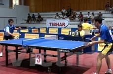 Khởi tranh Giải Bóng bàn các cây vợt xuất sắc