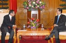 Đề nghị Hàn Quốc ưu tiên hỗ trợ dự án hạ tầng