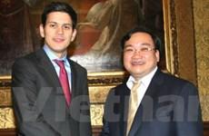 Việt Nam và Anh ưu tiên thúc đẩy hợp tác kinh tế