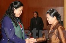 Thúc đẩy hợp tác giữa hai Quốc hội VN-Campuchia