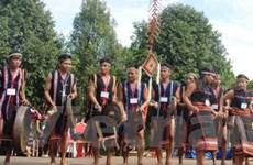 40 đoàn dự festival cồng chiêng quốc tế năm 2009