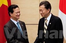Nhật xem xét hợp tác nhiều dự án lớn với Việt Nam