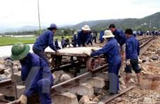 Đường sắt Bắc-Nam đã được thông tuyến hoàn toàn