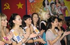 Chung kết Hoa hậu quý bà đẹp và thành đạt thế giới