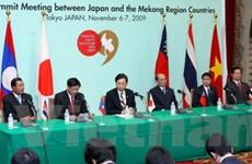 Hội nghị Mekong-Nhật Bản ra Tuyên bố Tokyo