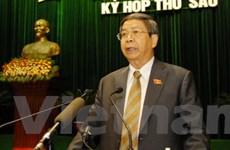 Quốc hội nghe Chính phủ trình hai dự thảo Luật