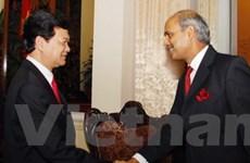 Đẩy mạnh quan hệ kinh tế với Pakistan, Bangladesh