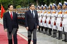 Việt Nam-Pháp nhất trí thúc đẩy hợp tác toàn diện