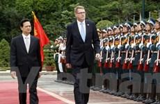 VN-Phần Lan tăng cường các lĩnh vực hợp tác mới