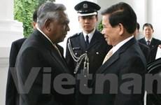 VN-Singapore nhất trí phát triển quan hệ toàn diện