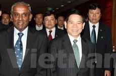 Chủ tịch nước kết thúc chuyến thăm Singapore