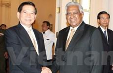 Động lực mới thúc đẩy quan hệ Việt Nam-Singapore