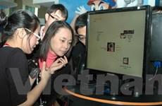 Triển lãm các sản phẩm điện tử tại Việt Nam