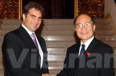 Việt Nam muốn học kinh nghiệm phát triển của Pháp