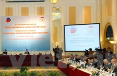 Biển Đông - Tăng hợp tác vì an ninh và phát triển