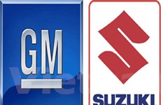 GM mua 50% cổ phần trong liên doanh với Suzuki