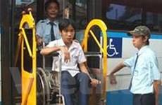 Hệ thống xe buýt cho người khuyết tật ở Đà Nẵng