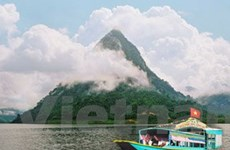 Đánh thức du lịch hồ thủy điện Tuyên Quang