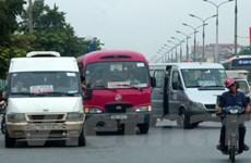 """Chưa đến Tết đã """"nóng"""" nạn """"xe dù"""" tại Hà Nội"""