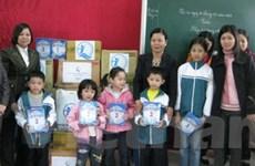 Tập huấn phòng chống nhiễm HIV cho cô nuôi trẻ