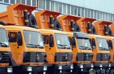 Hyundai liên doanh sản xuất xe tải ở Trung Quốc
