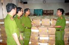 5 bị cáo ngoại chuyển gần 8 tấn cần sa ra hầu tòa