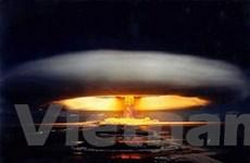 Pháp bồi thường nạn nhân các vụ thử hạt nhân