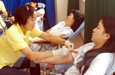 Vận động hiến 136.600 đơn vị máu trong dịp Tết