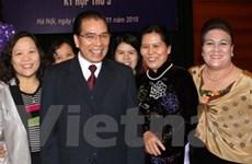 Hội Liên hiệp Phụ nữ Việt Nam cần hướng về cơ sở