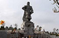 Thành phố Huế khánh thành tượng đài Quang Trung