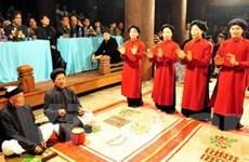 Hội thảo khoa học quốc tế tôn vinh hát Xoan Phú Thọ