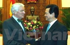Việt Nam coi Pháp là đối tác hàng đầu ở châu Âu