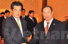 Quan hệ hợp tác Việt-Nhật đang phát triển tốt đẹp