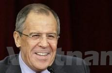 Ngoại trưởng Nga lạc quan về quan hệ Nga-Việt