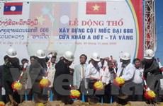 Thừa Thiên-Huế: Nhiều kết quả về phân giới cắm mốc