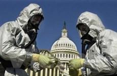 Mỹ thông báo kế hoạch đối phó khủng bố sinh học