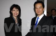 Thụy Sĩ coi Việt Nam là đối tác quan trọng ở ĐNA
