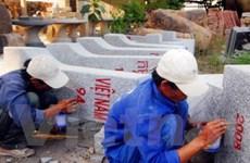 Cắm thêm 16 cột mốc biên giới với Campuchia