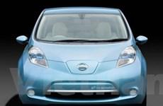 Hãng Nissan phối hợp sản xuất xe điện tại Mỹ