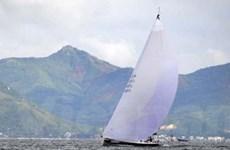 Đua thuyền buồm thế giới tại vịnh Nha Trang
