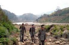 """Lên """"xứ mưa"""" với bộ đội biên phòng tỉnh Lào Cai"""