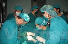 Bệnh viện Nhi Đồng 2 mổ thành công ca tim hở