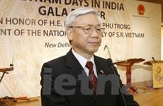 Việt Nam luôn coi Ấn Độ là đối tác chiến lược