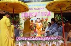 Khai hội truyền thống mùa xuân Côn Sơn-Kiếp Bạc